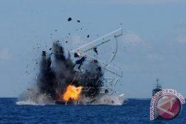 Penenggelaman Kapal Ilegal Fishing