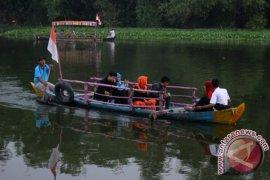 Air Waduk Pondok Ngawi Menyusut 80 Persen