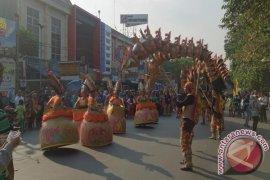 Parade Kereta Kencana Meriahkan Hari Jadi Bogor