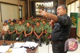 WORKSHOP JURNALISTIK TNI