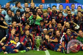 Barca hadapi 'hantu' Athletic Bilbao pada hari pembukaan Liga