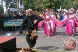 Kabupaten Bogor Perkenalkan Budaya Tradisional
