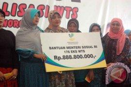 Belasan PSK eks-Lokalisasi Ponorogo Dipulangkan ke Tulungagung