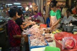 Harga Daging Ayam Naik Rp1.000 Per Kilogram