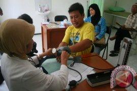 Layanan kesehatan Bogor tetap siaga libur Natal