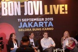 Bon Jovi Kembali Konser di Indonesia