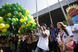 Menteri LHK Lepas 1.000 Balon Berpesan Lingkungan