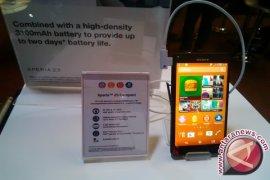Sony luncurkan ponsel premium, Xperia Z3+