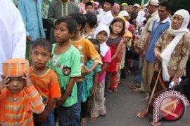 KOPI Bangka Selatan Santuni 50 Anak Yatim