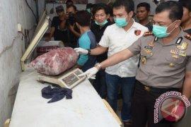 Disnak : Masyarakat Jangan Panik Daging Babi Hutan