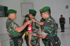 Danrem 022/PT Tutup Latihan Prajurit