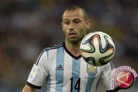 Argentina jadi skuat dengan rata-rata usia tertua di Piala Dunia