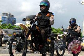 Polres Depok Bentuk Patroli Motor Gerak Cepat