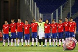 Vidal sebut Chile adalah tim yang ditakuti