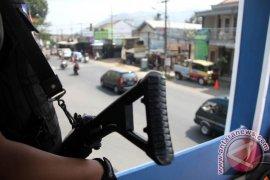 Kawasan Perkampungan di Surabaya Selama Lebaran Aman