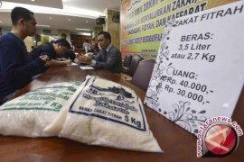 Bangka Barat Tetapkan Zakat Fitrah Rp30.000