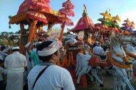 Sakkhi Gelar Festival Kereta Ratha Yatra