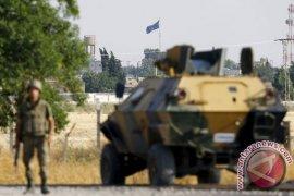 Pesawat Tempur Turki Serang 15 Sasaran di Al Bab, Suriah