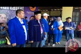 Zulkifli Hasan Lantik Pengurus DPW PAN Kalbar