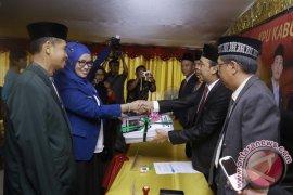 KPU Tetapkan Enam Calon Pasangan Bupati Kotabaru