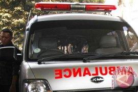 Modus bawa orang sakit, mobil ambulans angkut pemudik diminta putar balik