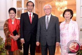 Jokowi dorong Singapura berinvestasi bidang infrastruktur-industri