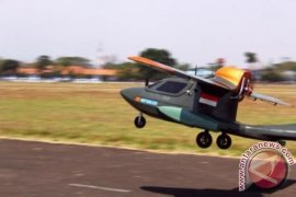 """OS-Wifanusa"" Pesawat Tak Berawak Mengangkasa"