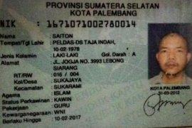 """Seorang Warga Palembang Bernama Aneh """"SAITON"""" Page 1 Small"""