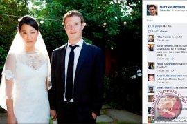 Pendiri Facebook Mark Zuckerberg Umumkan Kehamilan Istrinya