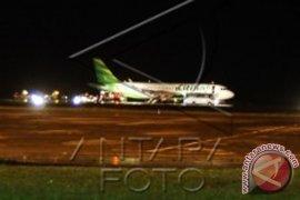 Pesawat Citilink Jakarta-Padang Tergelincir di BIM