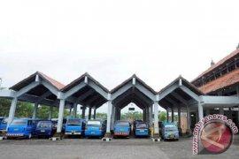 Suasana mudik, Terminal Mengwi-Bali lengang