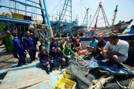 Ditpolair Polda Kalbar Tangkap Kapal Vietnam