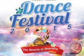 """19 Institusi Tari Meriahkan """"Dance Festival 2015"""""""