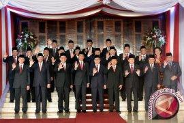 Presiden singgung tujuan reshuffle kabinet dalam pidato Sidang Tahunan