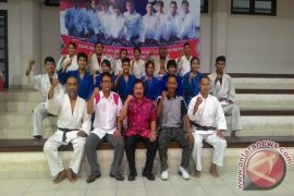 Bali Lepas 13 Judoka Ajang Kapolri Cup