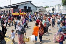 Stasiun Besar Bogor Tambah Jumlah Pengamanan