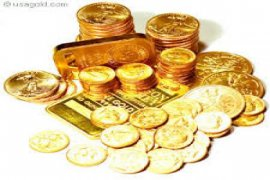 Kontrak Emas Berjangka Dunia Meningkat