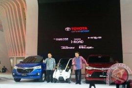 Mobil Masa Depan Berteknologi Lengkap Hadir di GIIAS