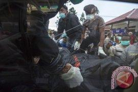 Seluruh Jenazah Korban Trigana Tiba di Jayapura