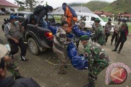 43 Kantong Jenazah Siap Dievakusi ke Jayapura