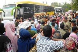 Kloter pertama jamaah haji Samarinda akan diberangkatkan 450 orang