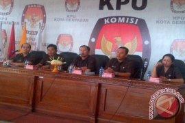 KPU Denpasar Buka Kembali Pendaftaran Calon