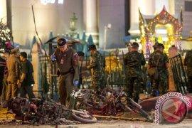 Polisi Thailand: enam bom guncang Bangkok
