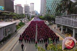 Puluhan ribu buruh akan demo di Istana Negara