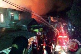54 Kebakaran Terjadi di Balikpapan selama Januari-September 2017