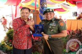 Pangkostrad Motivasi Mahasiswa Universitas Muhahammadiyah Sumatera Utara