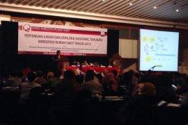 Komisi Akreditasi Rumah Sakit Laksanakan Pertemuan Pertama