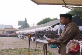 Walikota Padangsidimpuan Berangkatkan 388 CJH Kloter 13
