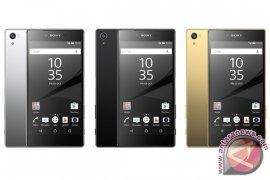 Sony perkenalkan tiga smartphone seri Xperia Z5
