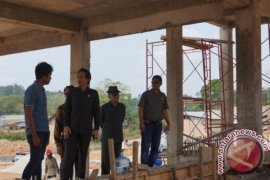 Pembangunan Gedung Olahraga Bontang Dikhawatirkan Molor